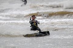 Kitesurfing 18 June 2016 (SGEOS@EARTH) Tags: kite speed jump waves action wave surfing kitesurfing windsurfing zandvoort acrobatic wijkaanzee