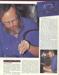 p48 Framed Art - Columbine (kurtsj00) Tags: santa bike bicycle framedart frame columbine custom della erickson sachs bicycleguide