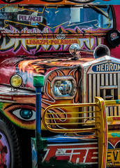 Jeepney Art (FotoGrazio) Tags: city color art texture composition asian photography lights colorful photoshoot philippines streetphotography streetscene transportation filipino horn windshield moment photographicart capture bicol jeepney digitalphotography legaspi albay legaspicity sandiegophotographer artofphotography flickrelite californiaphotographer internationalphotographers worldphotographer photographersinsandiego fotograzio photographersincalifornia waynegrazio waynesgrazio