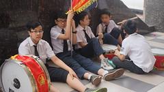 DSC00871 (Nguyen Vu Hung (vuhung)) Tags: school graduation newton grammar 2016 2015 1g1 nguynvkanh kanh 20160524