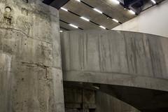 The Tanks, Tate Modern, London (IFM Photographic) Tags: img8709a canon 600d tamron 1024mm sp1024mmf3545 tamronsp1024mmf3545 london londonboroughofsouthwark southwark tate tatemodern banksidepowerstation bankside artgallery gallery art tanks thetanks brutalist betonbrut