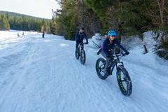 skiing around trillium lake (dolanh) Tags: winter snow skiing crosscountry xcski trilliumlake mthoodwilderness