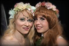 Alabaster I (Steve.frog) Tags: rpc cologne cosplay connichi alabaster tausendschn rosenrot schneeweiss blume flower schneeweisschenrosenrot