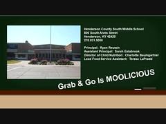 SMS Grab & Go_0001(1) (nancysatterfield) Tags: kentucky ky sghk southmiddleschool