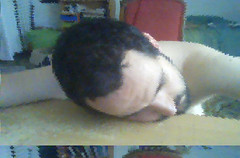22222222 (Maledictus Oruga) Tags: selfportrait art mort orgasm autorretrato glitch petite autorretratos glitched postorgasm