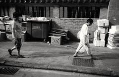 (David Davidoff) Tags: life street people blackwhifefilm