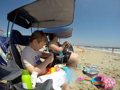 GOPR2517 (Tom Simpson) Tags: ocean beach newjersey nj nate nathaniel jerseyshore avonbythesea