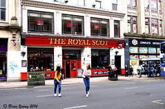 The Royal Scot, Union Street, Glasgow. (Fred Fanakapan) Tags: scotland pub glasgow
