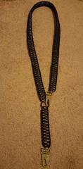 Paracord Rifle Sling (HollyBear81) Tags: sling paracord riflesling