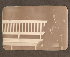 Pyrmont 1911 - Foto aus einem alten Album - gescannt (mama knipst!) Tags: pyrmont 1911 altesfoto