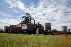 South Gare Editorial (65 of 67) (Dark Angel 831) Tags: hole gare south furnace blast paddys
