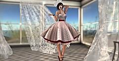 Sock Hop: Hatana (Nath) (LX Elite Modeling SL) Tags: model modeling secondlife 50s nath lashayxyshay
