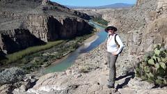 The Rio Grande in Big Bend NP in TX