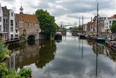 Delfshaven (Jorden Esser) Tags: water windmill port swan rotterdam ships delfshaven nederlandvandaag
