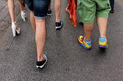 Scarpe frocie (aiko .) Tags: street gay italy rome roma rainbow strada italia gente pride heel arcobaleno bianco scarpe peolpe shoses tacco vestiti camminare ginnastica omossessualit pride2016