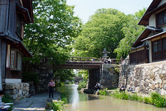 1 (Yorozuna / ) Tags: bridge tourism japan canal ditch riverside sightseeing aqueduct  stonewall riverbank moat channel  waterway shiga  omihachiman      boattour         hachimanbori  pentaxsupertakumar28mmf35 hachimanmoat      hachimanborimoat hachimanboriboattour hachimanmoatboattour hachimanborimoatboattour