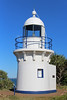 Lighthouse 007 (DMT@YLOR) Tags: sky lighthouse painted australia restored newsouthwales fingalheads