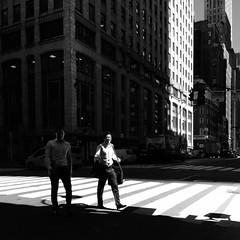 Glenn (ShelSerkin) Tags: street nyc newyorkcity portrait blackandwhite newyork candid streetphotography squareformat gothamist iphone mobilephotography iphoneography hipstamatic
