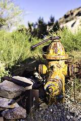 02469189-77- They Call Me the Fireman-6 (Jim There's things half in shadow and in light) Tags: firehydrant 2016 america eldoradocanyon may mojavedesert nelson nevada places tamron45mmf18divcusd usa canon5dmarkiii nearlasvegas yellow sky