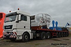 HUGH SIMPSON (CONTRACTORS) LTD MAN TGX 540 WX14 ZJZ (denzil31) Tags: man king 500 trailers wick 540 ballast liebherr contractors heavyhaulage zfh tgx mantrucks stgocat3 ltm150081 wx14 liebherrcranes zjz lm16 hughsimpsoncranehire