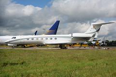 D-ATIM.STN100716 (MarkP51) Tags: datim gulfstream 550 london stansted egss bizjet corporatejet aircraft airplane plane image markp51 nikon d7200