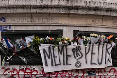 Still not afraid (MNP[FR]) Tags: nice attack solidarity afraid pas terroristes peur mme attaque solidarit not bataclanparis baladesparisiennes