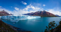 Glaciar Perito Moreno (Jos M. Arboleda) Tags: panorama patagonia argentina canon lago eos agua jose 5d peritomoreno glaciar lagoargentino elcalafate arboleda markiii ef1740mmf4lusm josmarboledac