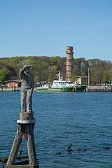 Historischer Leuchtturm Travemünde