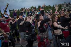 IMG_8279 (Kismet_Photography) Tags: bellydance street band honk fest gasworks seattle fremont solstice 2016