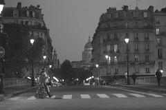 Road (Sebastiano Runci) Tags: street bw white black paris france canon 50mm europa europe streetphotography sigma bn parigi 6d vsco vscocam
