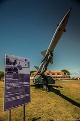 SA-75 Rocket (Richard Hedrick) Tags: havana antiaircraft lahabanavieja cuba2016 sa75rocket