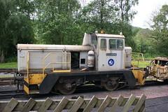 """Thomas Hill Vanguard 284V of 1979 """"Cheedale"""" (matt56120) Tags: thomas hill vanguard peak rail locomootive industrial shunter cheedale"""