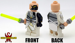 Not all Dark Lords wear black... (Saber-Scorpion) Tags: starwars lego sw minifig sith darklord moc kotor starwarslego sithlord minifigures oldrepublic arcann swtor starwarstheoldrepublic theoldrepublic