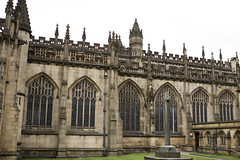 "2016 UK Trip: Manchester 15 (kuminiac) Tags: 2016 england manchester uk ""united kingdom"" cathedral architecture ""manchester cathedral"""