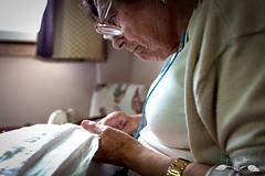 Alinhavados-em-Nisa---Foto-1 (sergiosalgueirosantos) Tags: alentejo alinhavado alinhavados alinhavadosdenisa arte bordado bordados lenis panodealgodo panodelinho rendasdebilros toalhas xailes