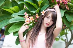 DSC_5950 (Robin Huang 35) Tags: 孫卉彤 candy 台中 勤美誠品綠園道 勤美 誠品綠園道 街拍 girl d810 nikon
