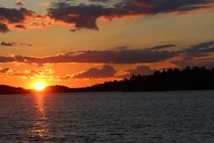 Another Sun Shot (m.gifford) Tags: sunset summer lake weekend cottagecountry muskoka canadadayweekend longweekend canadaday2016