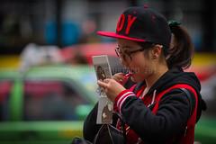 ADF_20140301_0599 (chiyowolf) Tags: chengdu sichuanprovince canoneos7d china lookinginthemirror applyingmakeup lipstick vanity teenager portrait ponytail ef70200mmf28lisiiusm baseballcap facesofchengdu peopleofchengdu younggirl streetfashion streetscenes 中国 travelphotography 成都 四川