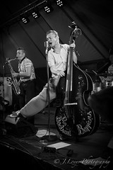 V acht brothers_145 (johan loeys) Tags: music concert rockroll contrabass rockabilly 50s saxophone backseatboppers v8brothers