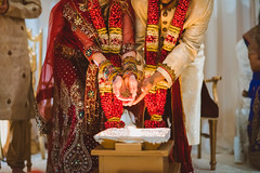 April & Akash // Mississauga, Ontario // Lakeshore Convention Centre // 2016 // Hindu Wedding + Traditional Wedding