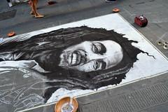 Arte en la calle (Galeria Elena G.M) Tags: italy streetart art photography paint arte genova dibujo grafitty