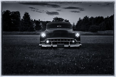 CHEVY (Storm Rider Photography) Tags: storm car canon photography chevy 1958 custom rider janusz sobolewski eos1dx