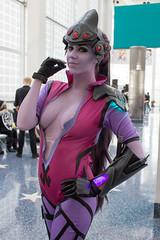 IMG_8090 (PsikickConphoto) Tags: cosplay blizzard animeexpo overwatch widowmaker