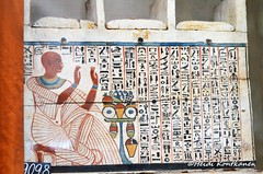 Shabti box number two (konde) Tags: museum egypt hieroglyphs thebes ancientegypt newkingdom 20thdynasty shabtibox ushabtibox pakharu
