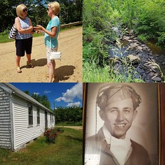 At Uncle Ed's, 2nd July 2016 (tomylees) Tags: collage project ed uncle newhampshire july saturday 2nd 2016