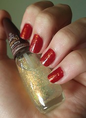 Na ~vibe~ dos vermelhos!: Scorpion - Beauty Color + Love Story - Impala! (Raíssa S. (:) Tags: vermelho impala beautycolor flocado