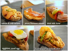 pintxos P95 each (Shoot First, Eat Later) Tags: restaurant philippines manila spanishfood fortbonifacio