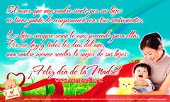 Nueva tarjeta por el día de la Madre 2013 (Compartir.me) Tags: del de la dia imagenes día frases madre ocasiones tarjetas virtuales celebres