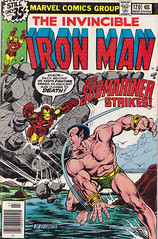Iron Man 120 (micky the pixel) Tags: comics kirby comic ironman stan superhero marvel tonystark submariner heft superheld dereiserne leelarry lieberdon heckjack