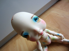 Humpty Dumpty (HDone6) Tags: bjd kane humpty dumpty nefer citronrouge